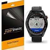 (6 Pack) Supershieldz for Garmin Approach S40 Screen Protector, High Definition Clear Shield (PET)