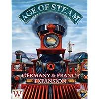 蒸気の時代拡張:ドイツ/フランス(Age of Steam Expansion: Germany & France)