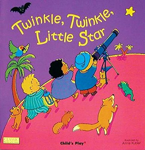 Twinkle, Twinkle Little Star (Classic Books With Holes)の詳細を見る