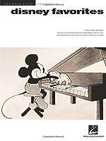Disney Favorites (Jazz Piano Solos)