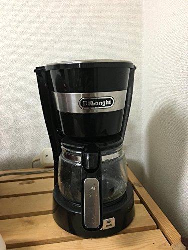 デロンギ コーヒーメーカー インテンスブラックDeLongh...