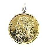 ジナブリング (JINA BRING) 世界のオールドコイン ペンダント 硬貨の多彩なバリエーション コインペンダント C.【ギリシャ】50ドラクマコイン