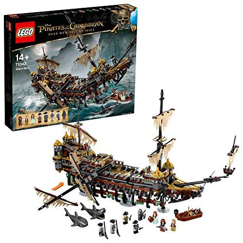 レゴ(LEGO)パイレーツオブカリビアン サイレント・メアリー号 71042...