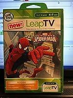 LEAP FROG LEAP TV アルティメート スパイダーマン 教育活動ビデオゲーム