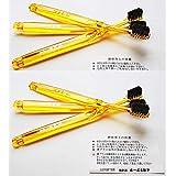 元祖 絶品 黒馬毛歯ブラシ「匠」 3本×2セット 合計6本 ?硬さ:普通 ※日本製 浅草まーぶる