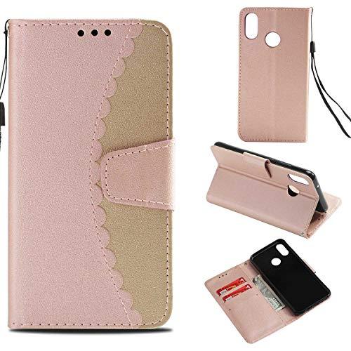 Zeebox Huawei P20 Lite 手帳型 PUレ...