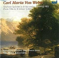 Weber: Cl.Quintet/Flute Trio
