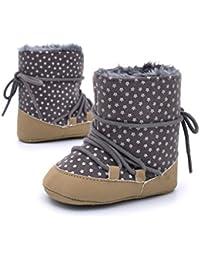 Domybest 可愛いデザイン ベビー靴 靴下 キッズソックス レギンス 部屋着 コットン 女の子 男の子 0-8ヶ月 カジュアル かわいい 保暖 防寒