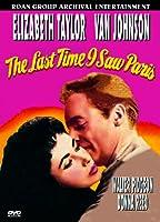 Last Time I Saw Paris / Movie [DVD] [Import]