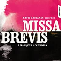 MISSA BREVIS ~アコーディオンのためのミサ[SACD-Hybrid]
