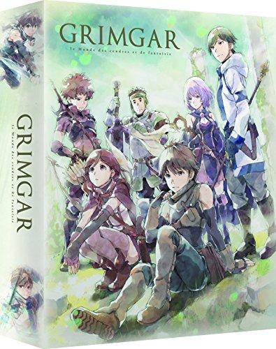 灰と幻想のグリムガル コンプリートBOX 全12話 [Blu-ray リージョンB](輸入版)