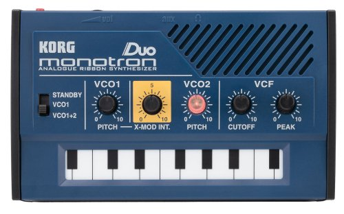 KORG アナログシンセサイザー monotron DUO モノトロン デュ...