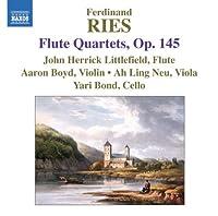 Flute Quartets Op 145