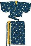 (キョウエツ) KYOETSU レディース洗える二部式着物 袷 小紋 仕立て上がり 1Aa-6Ab (L, 1Ab)
