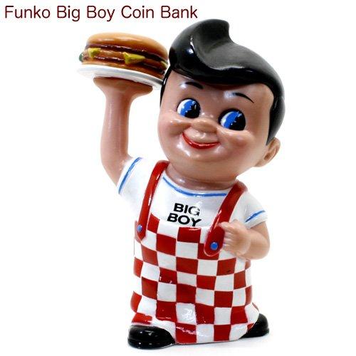RoomClip商品情報 - FUNKO BIG BOY BANK ファンコ製 ビッグボーイ コインバンク(ソフビ製貯金箱)