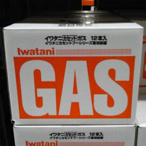 IWATANI イワタニ カセットガス 12本セット カセッ...