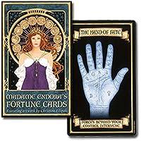 【直感に働きかける、オリジナリティ溢れる占いカード★】マダム・エンドラ・フォーチュン・カード