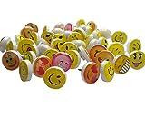 (ピーキー)Peigee文房具・オフィス用品 ボード用付属品 アクセサリーフック 画鋲 マップピン 画びょう・ピン・ピンフック・プッシュピン・壁掛け画鋲 ・押しピン 美しい 可愛い 花柄 笑顔 (100個)