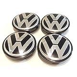 【星河屋貿易】 VW 純正 OEM ホイール センターキャップ 『 3B7 601 171 』 1台分 4個セット [並行輸入品]