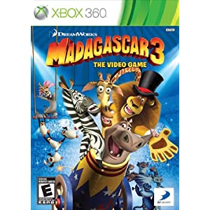 Madagascar 3: The Video Game (輸入版) - Xbox360