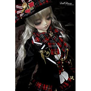 *DOLL HEART* LD-540 SCHOOL DAY Bryanna  60cm doll 洋服 SD