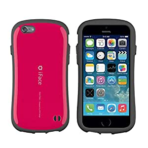 iPhone6sPlus iPhone6Plus ケース カバー iFace First Class ストラップホール付き 正規品 / ホットピンク