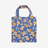 [Dailylike] エコバッグ Pocket Bag 01 XLサイズ (08 Lemon fresh)