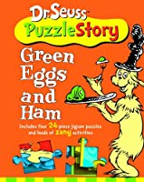 Dr Seuss Green Eggs and Ham Puzzlestory (Dr Seuss Puzzle Story)