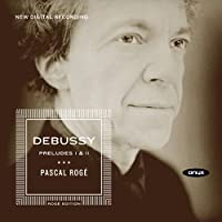 Debussy Preludes Books 1&2 by Pascal Rogテゥ (2005-09-13)