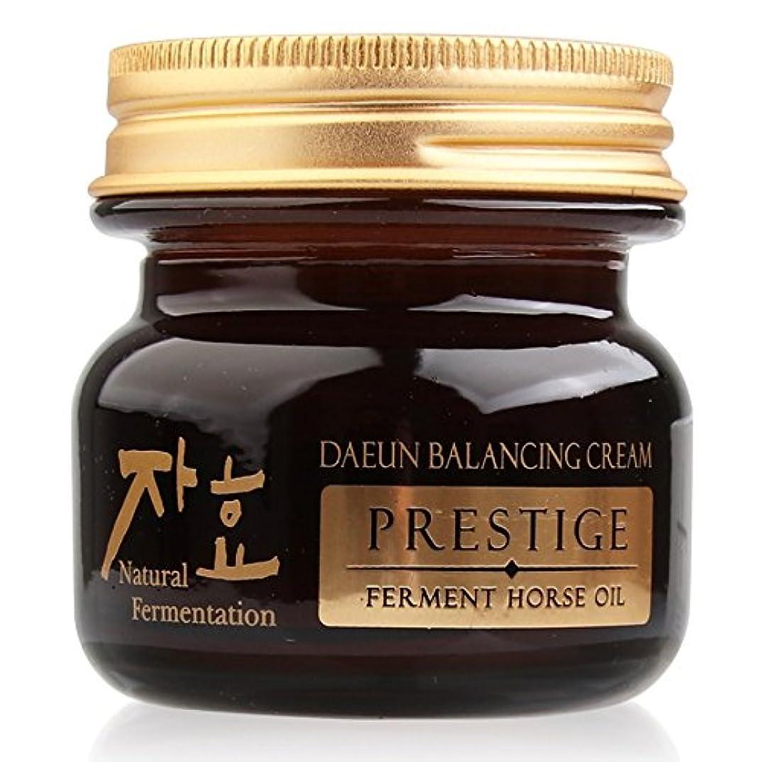 甘やかすベンチゲージZHAHYO Daeun Balancing Fermented Horse Oil Cream 65g/Korea Cosmetics
