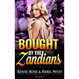 Bought by the Zandians: Alien Warrior Reverse Harem Romance: 2