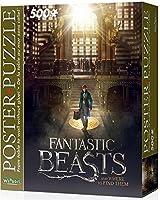 Wrebbit 3D(TM) Fantastic Beasts - MACUSA 500 Teile: 2D-PUZZLE