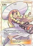 ポケモンカードゲーム 英語版 リーリエ/Pokemon Lillie GX 147/149 Sun & Moon
