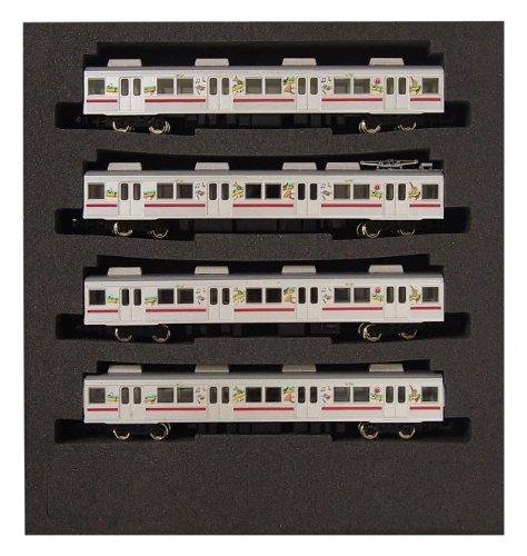 Nゲージ 4179 東急8500系TOQ-BOX増結中間4輛 (塗装済完成品)