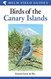 Birds of the Canary Islands (Helm Field Guides) 画像