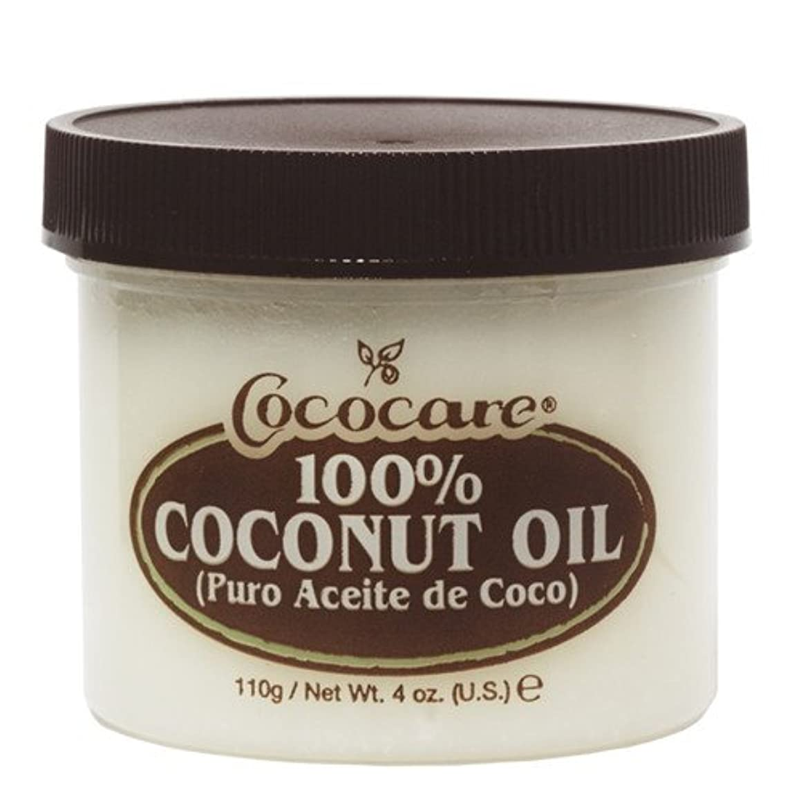 シーケンスゴミ主流COCOCARE ココケア ココナッツオイル 110g