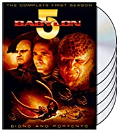 Babylon 5: Complete First Season [DVD] [Import]