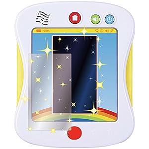 【Amazon.co.jp限定】HAKUBA 液晶保護フィルム アンパンマン カラーパッドプラス/カラーパッド専用 ブルーライトカット抗菌マットタイプ