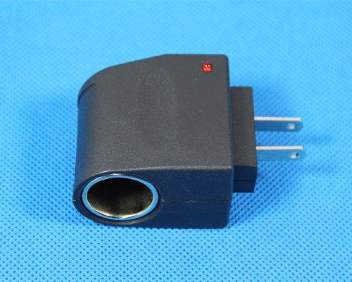 家庭用コンセント AC100V からシガーソケット変換 DC12V 1000mA出力-528940