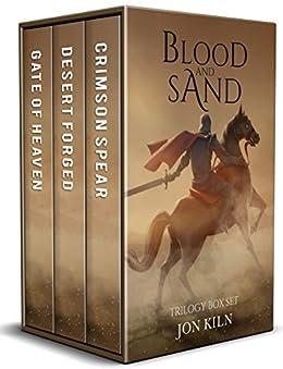 Blood and Sand Trilogy Box Set by [Kiln, Jon]