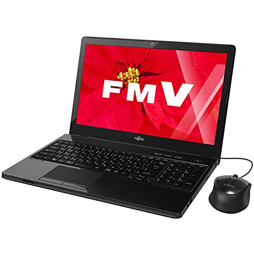 FUJITSU / 富士通 FMV LIFEBOOK AH45/W FMVA45WB  シャイニーブラック   ノートパソコン