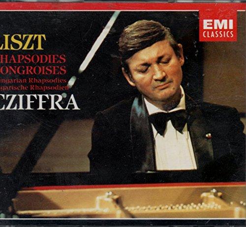 Hungarian Rhapsodies: Cziffra