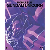 機動戦士ガンダムUC [MOBILE SUIT GUNDAM UC] 6 (初回限定版)(特典ディスクほか豪華特典付) [Blu-ray]