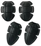 KUSHITANI(クシタニ) CE LEVEL2 プロテクター 肩肘 ブラック フリー K-4362