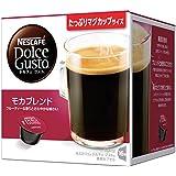 ネスカフェ NGD ドルチェグスト 専用カプセル モカブレンド 16杯分×1箱