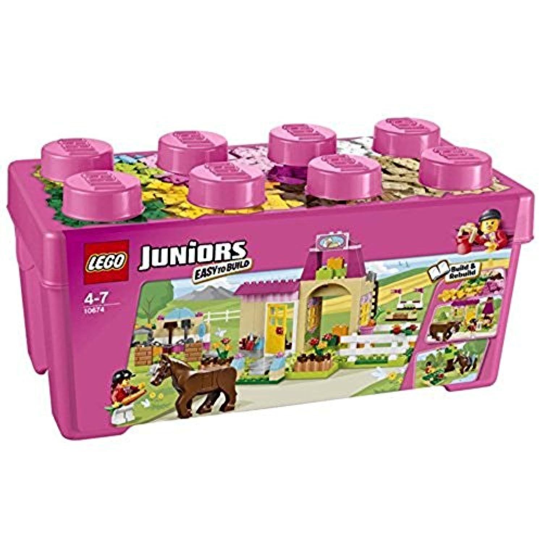 レゴ (LEGO) ジュニア?ポニーハウスセット 10674
