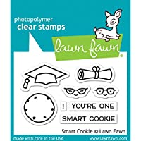 Lawn Fawn Clear Stamp Smart Cookie by Lawn Fawn