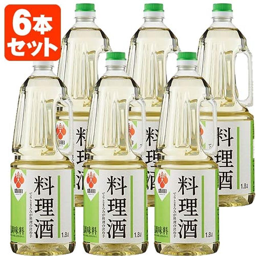 欠如グリース施し★業務用★盛田 料理酒 ペットボトル1.8L×6本