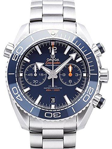 OMEGA シーマスター 600 プラネットオーシャン クロノグラフ (Seamaster Professional 600 Planet Ocean Chronograph) [新品] / Ref.215.30.46.51.03.001 [並行輸入品] [om738]