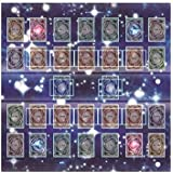 Card Rubber Play 60 * 60cm Rubber Play Mat Competition Pad for Yu-gi-oh Card - Standard Type - Multicolour